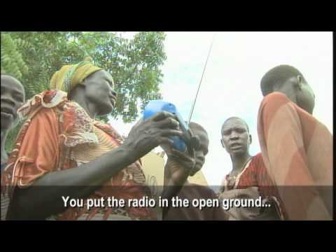 Broadcasting Democracy in South Sudan