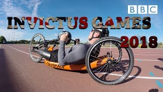 Meet the UK's inspirational athletes competing in 2018's Invictus Games - BBC