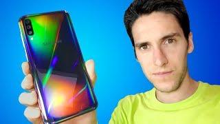 MI REVIEW del Galaxy A70 - 5 cosas que NO me han gustado