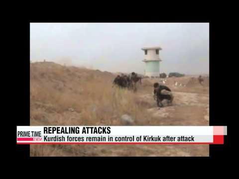Iraqi police repel Islamist militants in Kirkuk