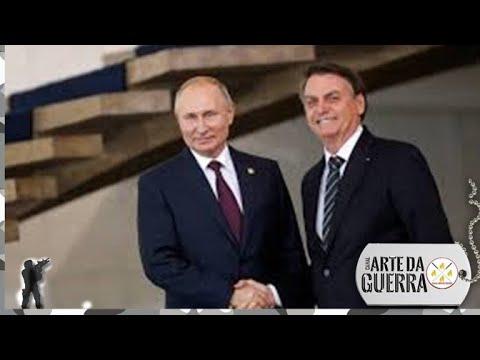 Brasil e Rússia, últimas fronteiras nacionais. Parte 1