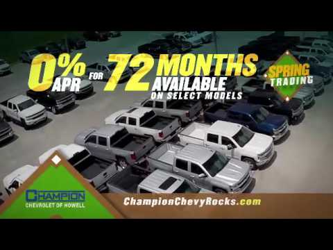 Champion Chevrolet Howell >> March 2017 Lease Specials At Champion Chevrolet Of Howell