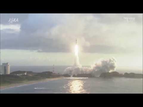 H-IIA 202 Michibiki 4 (QZS-4) Launch (準天頂衛星 みちびき4号機)