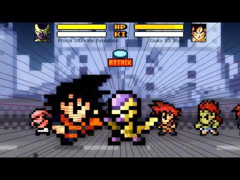 The Ultimate Tournament Of Power! Dragon Ball Devolution