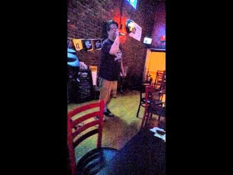 """OP Samoa Joe Sings Karaoke : """"Take on Me"""" Cover by Reel Big Fish"""