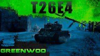 T26E4 SuperPershing. Городские перестрелки.