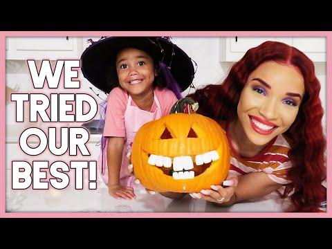 Halloween Party FAIL??! | MOM VLOG