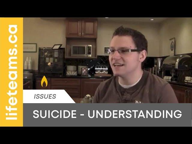 Suicide - Understanding