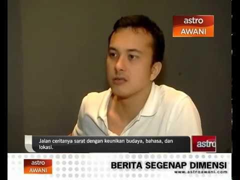 Nicholas Saputra selami watak 'belian' di Kalimantan