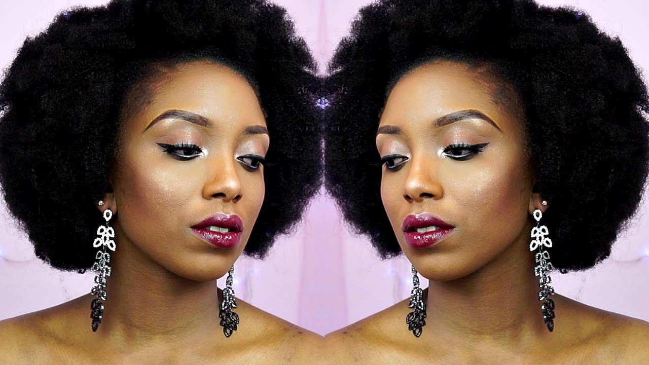 How To Afro Crochet Braids Tutorial On Short Natural Hair