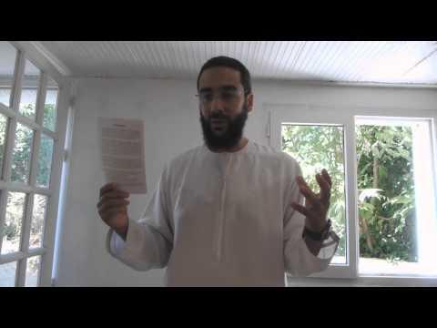 Le développement personnel islamique, première étape : s'évaluer