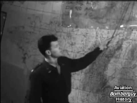 8th Air Force Weather Briefing for Bombing of Berlin