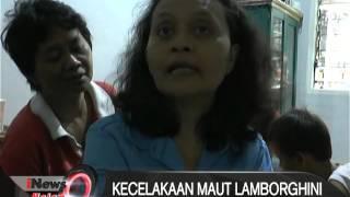 Keluarga Korban Kecelakaan Maut Lamborghini Tidak Akan Tuntut Tersangka - iNews Malam 30/11