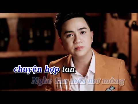 Karaoke Chuyện Hợp Tan | Ngọc Hân ft Khưu Huy Vũ