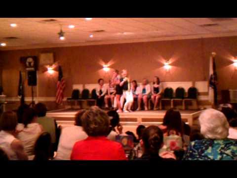 FBA Hypnotist Hannah Montana/Milie Cyrus act