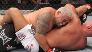 UFC 200: Brock Lesnar versus Mark Hunt Full Fight Breakdown