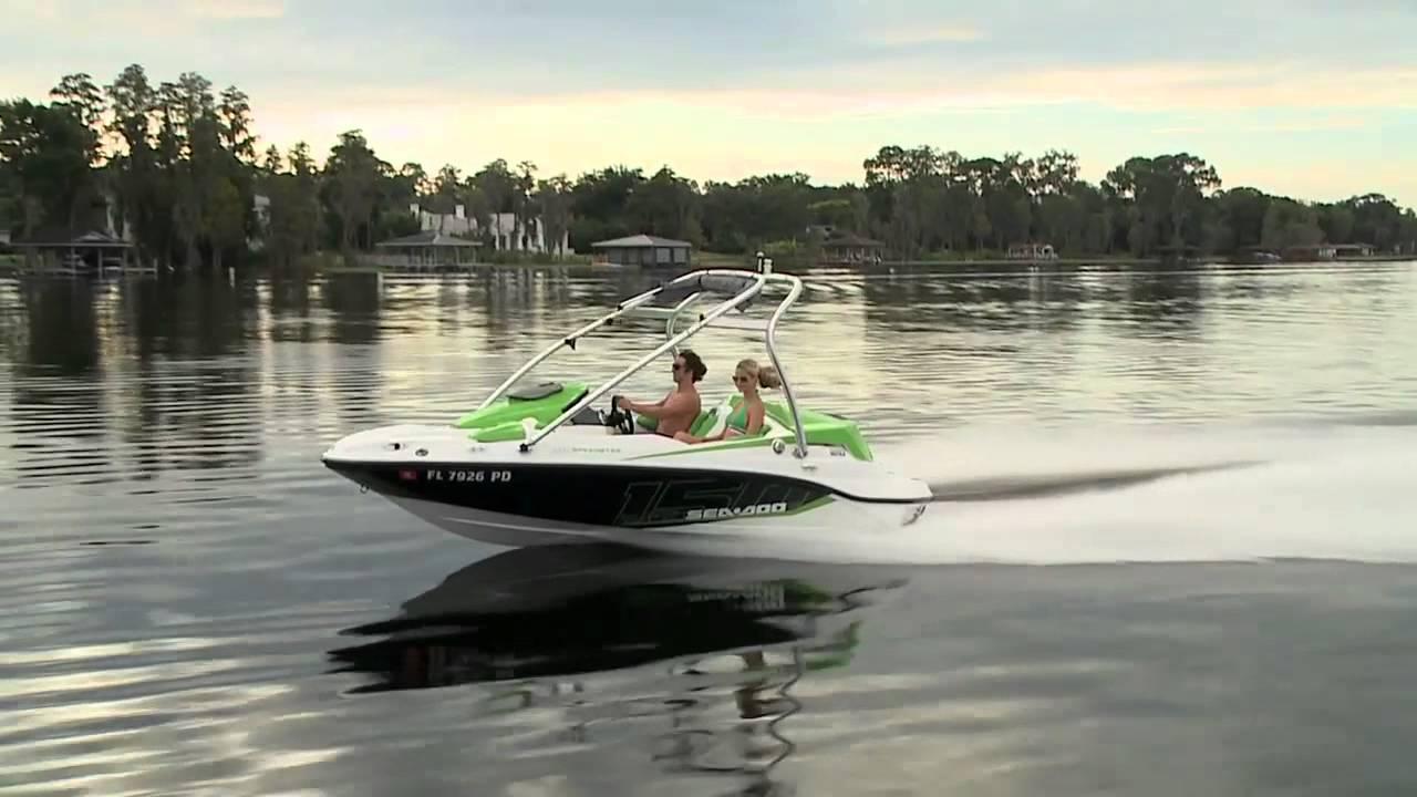 2012 Boat Buyers Guide - Sea-Doo 150 Speedster