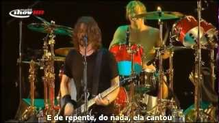 Everlong - Foo Fighters (legendado)