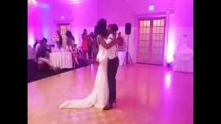 Lesbian Wedding 2015!  First Dance