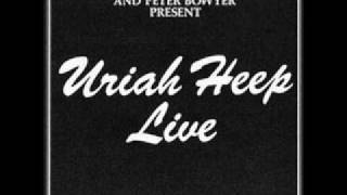 Uriah Heep Look at Yourself Live