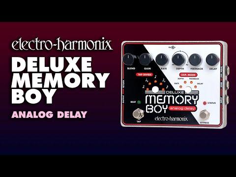 Deluxe Memory Boy demo by Electro-Harmonix