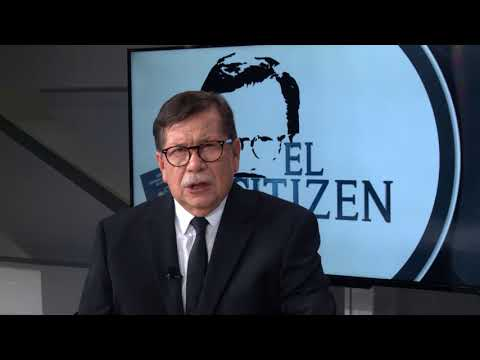 """El Citizen 21/01: Editorial: """"La masacre fue televisada"""". SEG01"""
