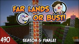 Minecraft Far Lands or Bust - #490 - 2,266,779 Monument