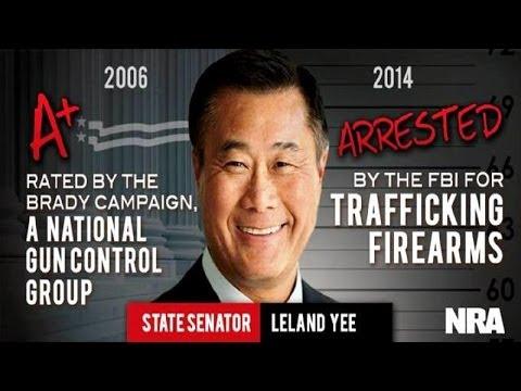 3 27 2014 Mafia boss Leland Yee Shrimp Boy Raymond Chow & Keith Jackson San Francisco's Finest
