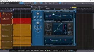 Blue Cat Audio's Destructor On A 808 Style Kick