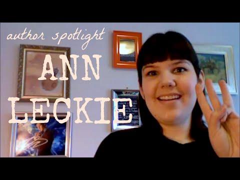 Author Spotlight   Ann Leckie
