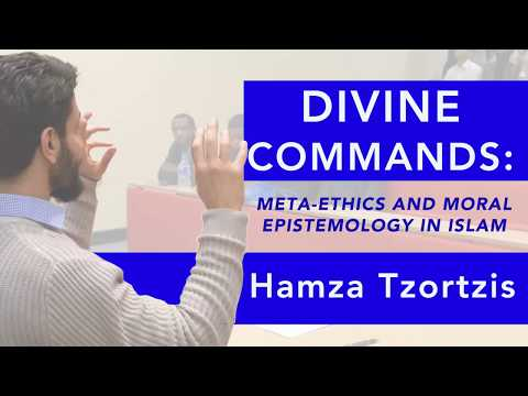 Divine Commands: Meta-ethics and Moral Epistemology in the Islamic Tradition