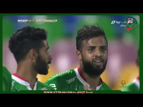 هدف الإتفاق السعودي الثالث على الاتحاد السعودي بطولة تبوك الدولية الثانية 2017