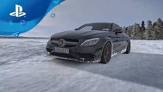 Project Cars 2 - Mercedes Ice Driving, featuring Nic Hamilton [PS4]