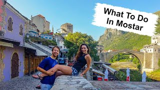 Mostar, Bosnia & Herzegovina | The Perfect One Day Itinerary & Things To Do