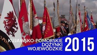 Kujawsko-Pomorskie Dożynki Wojewódzkie 2015 r.