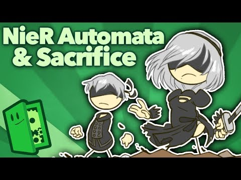 NieR: Automata - Sacrifice and the Meaning of Kindness - Extra Credits