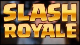 ESTO ES SLASH ROYALE, SE VIENE LA GRAN ACTUALIZACION de Clash Royale - WithZack