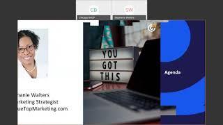 BACP Webinar: A Simple Recipe for Social Media Success