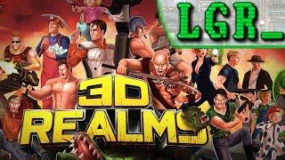 LGR - 3D Realms Anthology Review