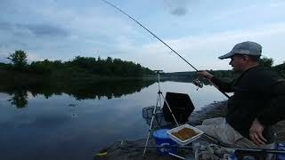 Рыбалка на Днепре с ночевкой №2. Новая локация.