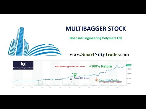 Bhansali Engineering Polymers - Multibagger Stock with Real Account Proof