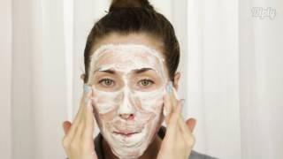 DIY Bubble Foam Mask 🛁