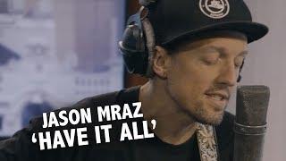 Jason Mraz -  'Have It All' Live @ Ekdom In De Ochtend