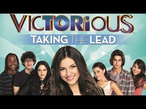 VICTORIOUS: Taking the Lead - STEALING JADE'S JOB #5 (Let's Play/Wii)