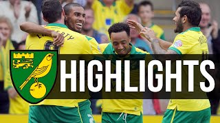 Highlights: Norwich City 3 0 Watford