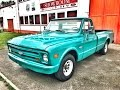 1969-Chevy-C10-Pickup-V8-Fleetside-Longbed-Special-Cars-Berlin