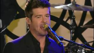 Watch Robin Thicke Shadow Of Doubt video