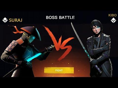 Shadow Fight 3 Official Boss Battle KIBO Walkthrough Part 9