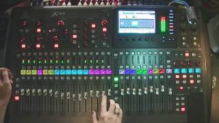 Behringer X32 - Effects - Stereo Delay Tutorial