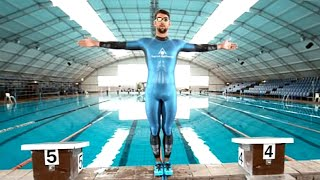 Shark Week Faces Backlash for Using CGI Great White in Michael Phelps Race